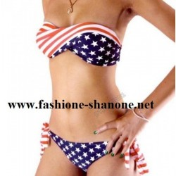 Maillot de bain USA - Inspiration Victoria's Secret