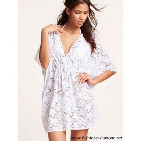 305 - Lace beach dress bikini cover-up