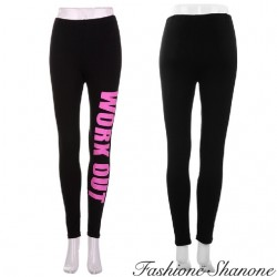 "Legging de sport ""work out"""