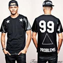 Fashione Shanone - 99 problems T-shirt