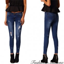 Fashione Shanone - Ripped skinny jeans