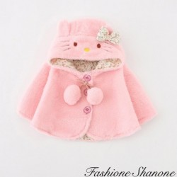 Fashione Shanone - Hello Kitty fur cape