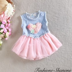 Fashione Shanone - Jean and tutu dress