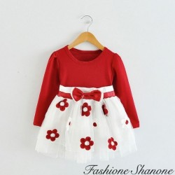 Fashione Shanone - Tutu flower dress