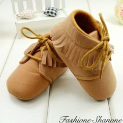 Fashione Shanone - Ankle boots with fringes