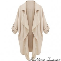 Fashione Shanone - Large open trench