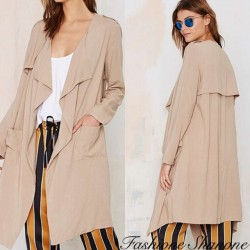 "Fashione Shanone - Trench effet ""loose"""
