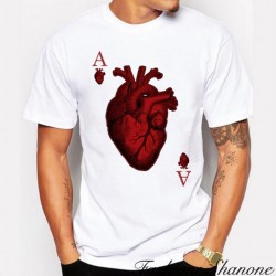 Fashione Shanone - ACE of hearts T-shirt