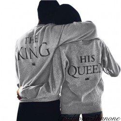 Fashione Shanone - Sweatshirt THE KING