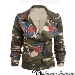 Fashione Shanone - Military perfecto