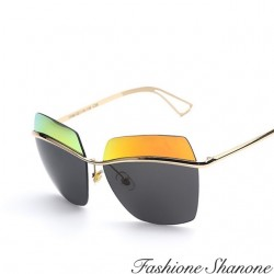 Fashione Shanone - Two-tone sunglasses