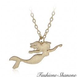 Fashione Shanone - The Little Mermaid necklace