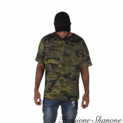 Fashione Shanone - Military t-shirt