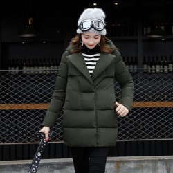 Fashione Shanone - Long down coat