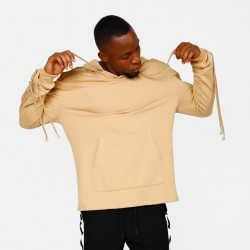 Fashione Shanone - Lace-up sweatshirt