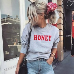 Fashione Shanone - Sweat HONEY