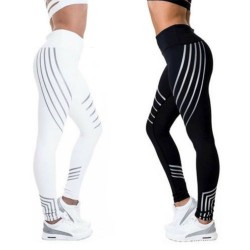 Fashione Shanone - Fitness pants with strips