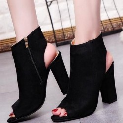 Fashione Shanone - Bottines peep toe