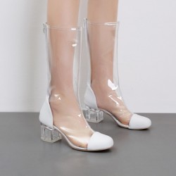 Fashione Shanone - Bottines transparentes