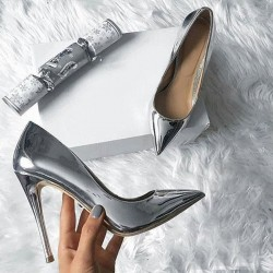 Fashione Shanone - Metallic pumps