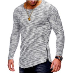 Fashione Shanone - Round neck T-shirt with long sleeves