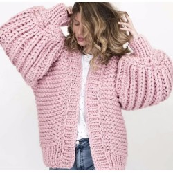 Fashione Shanone - Cardigan with flared sleeves