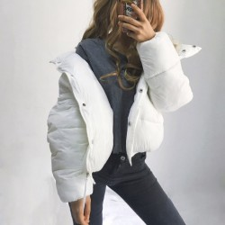 Fashione Shanone - Short down jacket