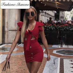 Fashione Shanone - Open dress