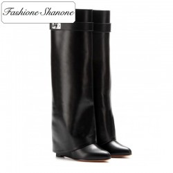 Fashione Shanone - Wedge boots