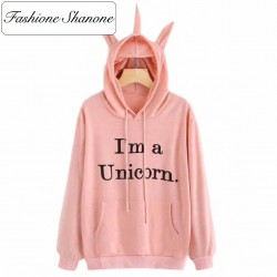 Fashione Shanone - Sweat licorne