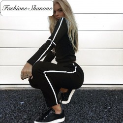 Fashione Shanone - Ensemble sportswear sweat et pantalon
