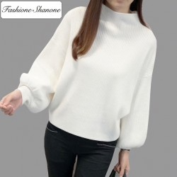 Fashione Shanone - Batwing sleeves sweater