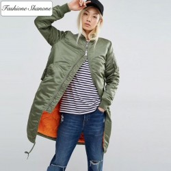 Fashione Shanone - Long bomber