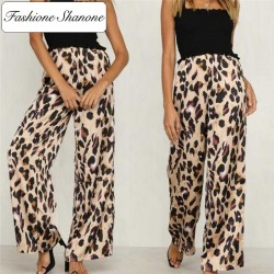 Fashione Shanone - Leopard pants