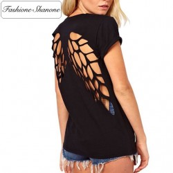 Fashione Shanone - Limited stock - Angel wings T-shirt