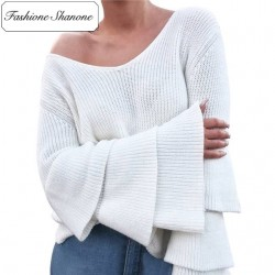 Fashione Shanone - Limited stock - Flared sleeve sweater