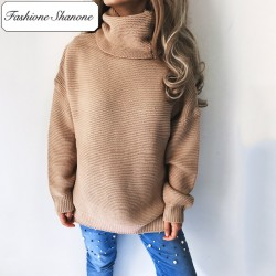 Fashione Shanone - Limited stock - Turtleneck sweater