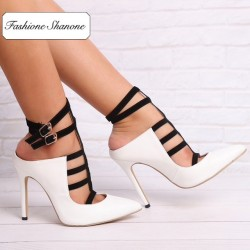 Fashione Shanone - Limited stock - Gladiator pumps