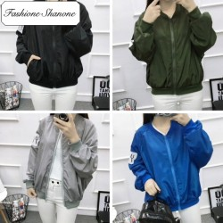 Fashione Shanone - Stock limité - Bomber WHAT YOU