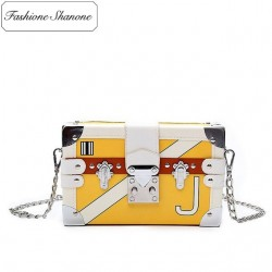 Fashione Shanone - Limited stock - Small yellow trunk