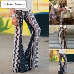 Fashione Shanone - Limited stock - Flare hippie Pants