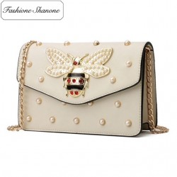 Fashione Shanone - Limited stock - Bee small bag with pearls