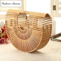 Fashione Shanone - Limited stock - Bamboo handbag