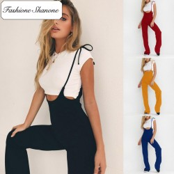 Fashione Shanone - Limited stock - High waist strap pants