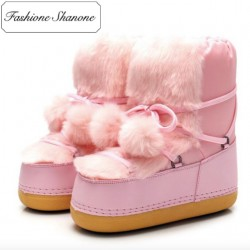 Fashione Shanone - Limited stock - Snow boots with fur