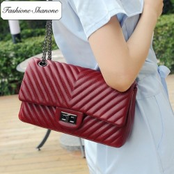 Fashione Shanone - Limited stock - Quilted shoulder bag