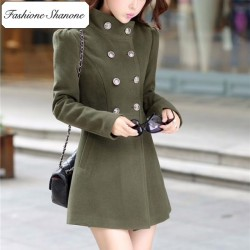 Fashione Shanone - Limited stock - Officer's waisted coat