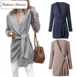 Fashione Shanone - Limited stock - Wrap cardigan