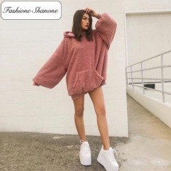 Fashione Shanone - Stock limité - Sweat large polaire