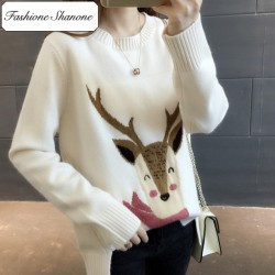Fashione Shanone - Limited stock - Deer sweater